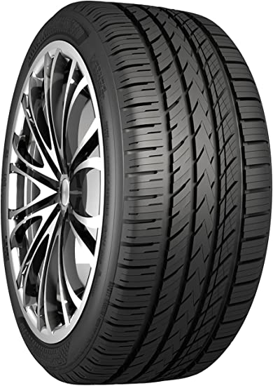 Nankang NS-25 All Season UHP P215//55R17 94V All Season Radial Tire
