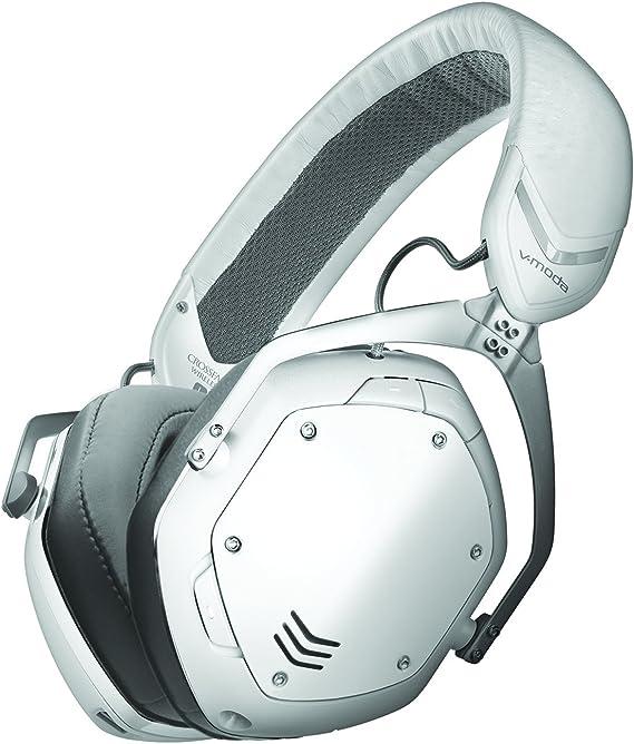 Auriculares circumaurales V-MODA Crossfade 2 Wireless - Matte White