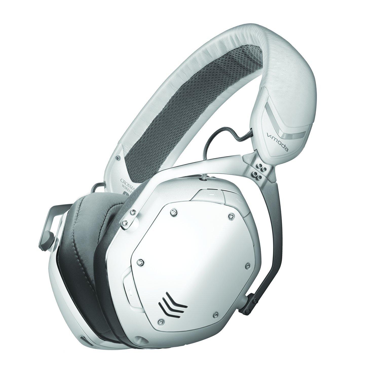 V-MODA Crossfade II - Auriculares (Inalámbrico, Diadema, Binaural, Circumaural, 5-40000 Hz, Blanco): Amazon.es: Electrónica