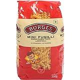 Borges Mini Fusilli Durum Wheat Pasta, 350g