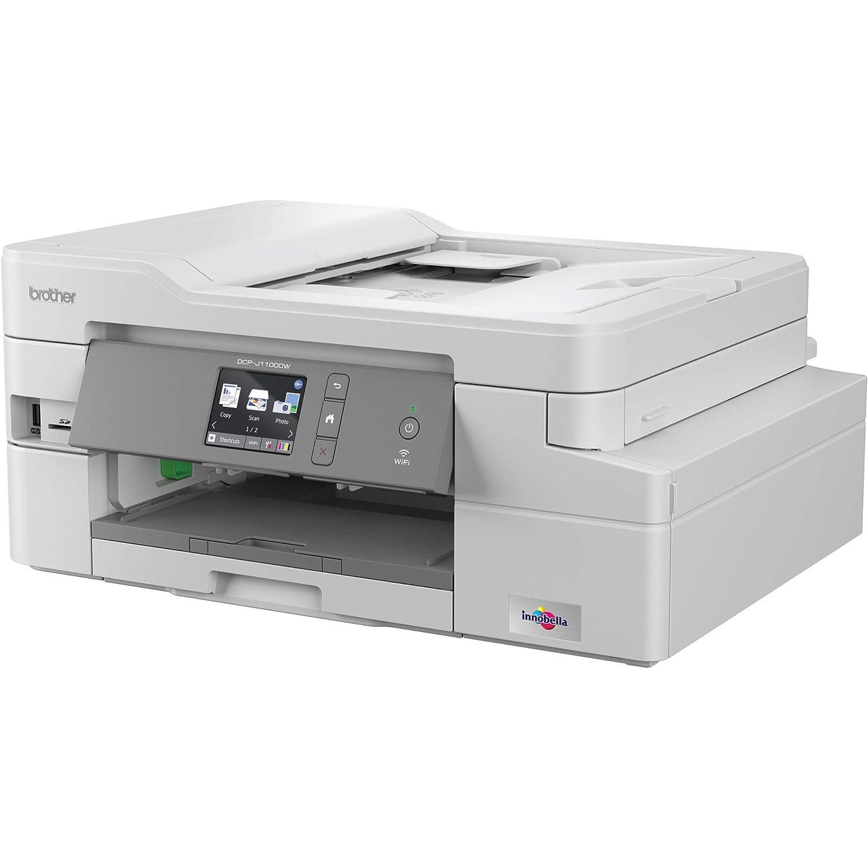 Brother Impresora de Inyección de Tinta (Inalámbrica Y Pc ...