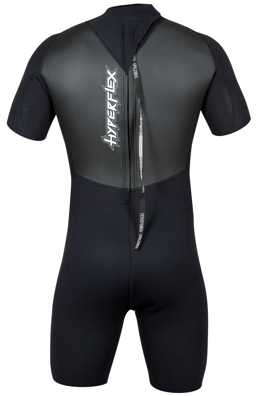 499403de5f Amazon.com  Hyperflex Men s Access 2.5mm Back Zip Spring Suit  Sports    Outdoors