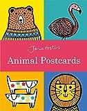 Jane Foster's Animal Postcard Book (Jane Foster Books)