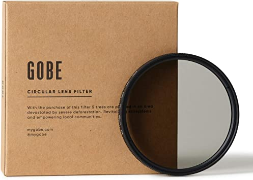 Lens Filter Kit 2Peak Circular Polarizing CPL Gobe 46mm UV