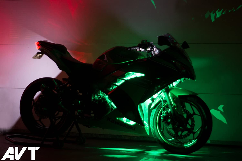 AVT Ninja 300 2013-2017 Body Glow LED Light Kit