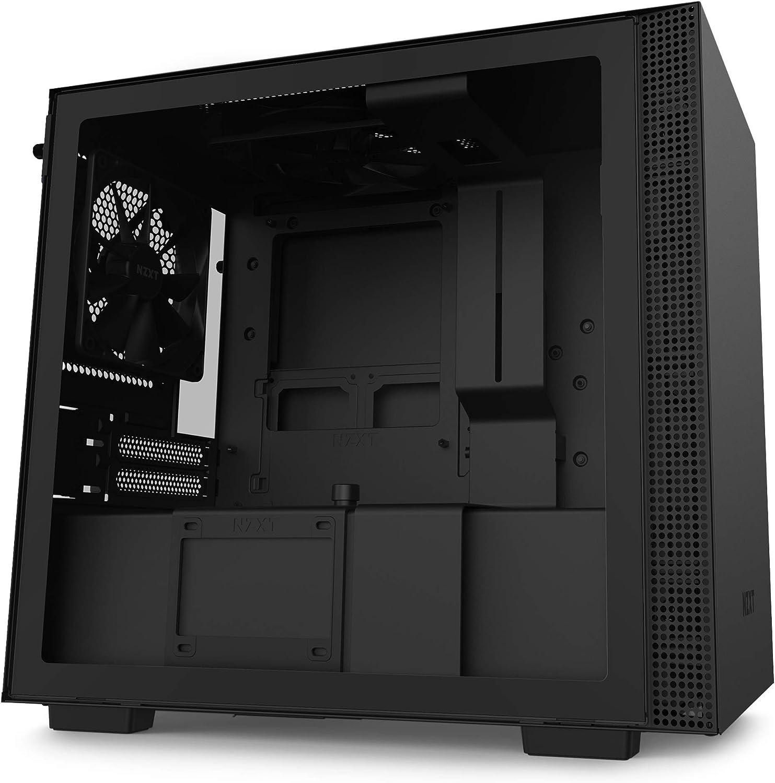 NZXT Boîtier PC Non i-Series H210 Noir