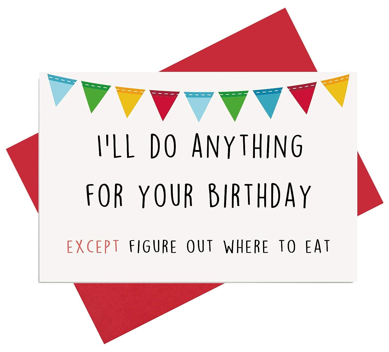 Amazon.com: Tarjeta de cumpleaños para novio, tarjeta para ...