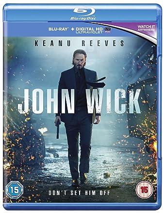 John Wick [Blu-ray] [2015] [Region Free]: Amazon co uk
