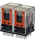 Omron MY2 AC110/120 (S) (PACK OF 2) General Purpose Relay, Standard Coil Polarity