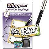 03e8fa73a6c3 Amazon.com : 50 Piece Set Keyring Cover Plastic Tag - Small Size ...
