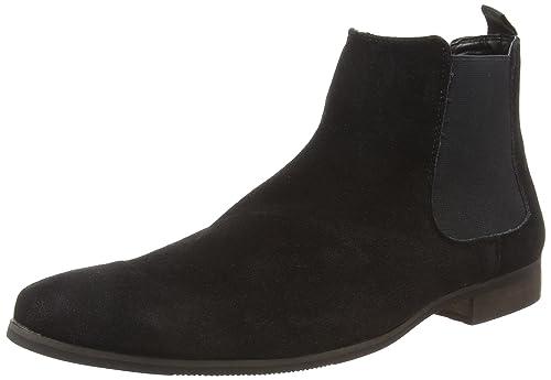 Nonbrand - Botas para mujer , color Negro, talla 43 EU (Etiqueta: 44)