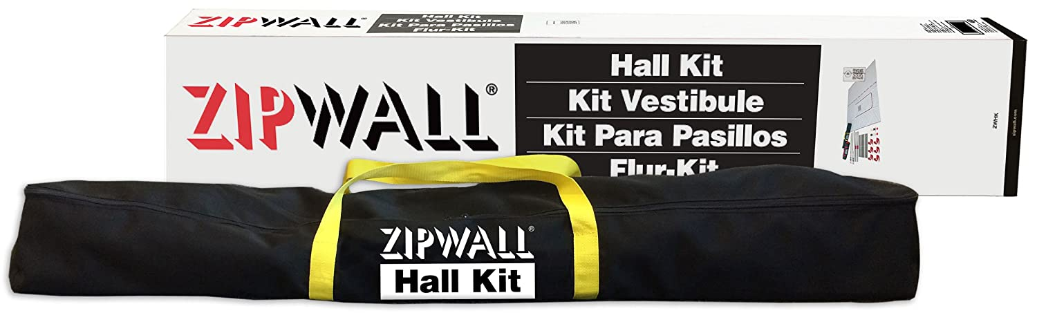 ZipWall ZWHK Reusable Hall Kit B0000224OW