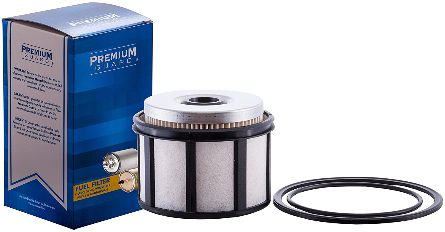 Ecogard Xf59292 Diesel Fuel Filter Premium Replacement Fits Ford F 250 Super Duty