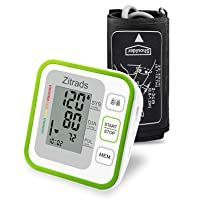Blood Pressure Monitor Upper Arm, Fully Automatic Accurate Digital BP Monitor for...