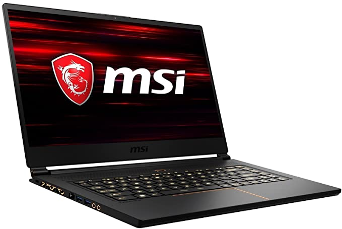 Amazon.com: MSI GS65 Stealth THIN-259 - Cuaderno para ...