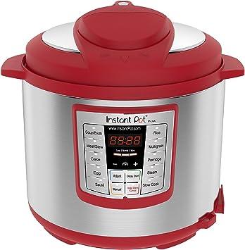 Amazon.com: Instant Pot Lux 6 Qt 6 en 1 cocina a presión ...