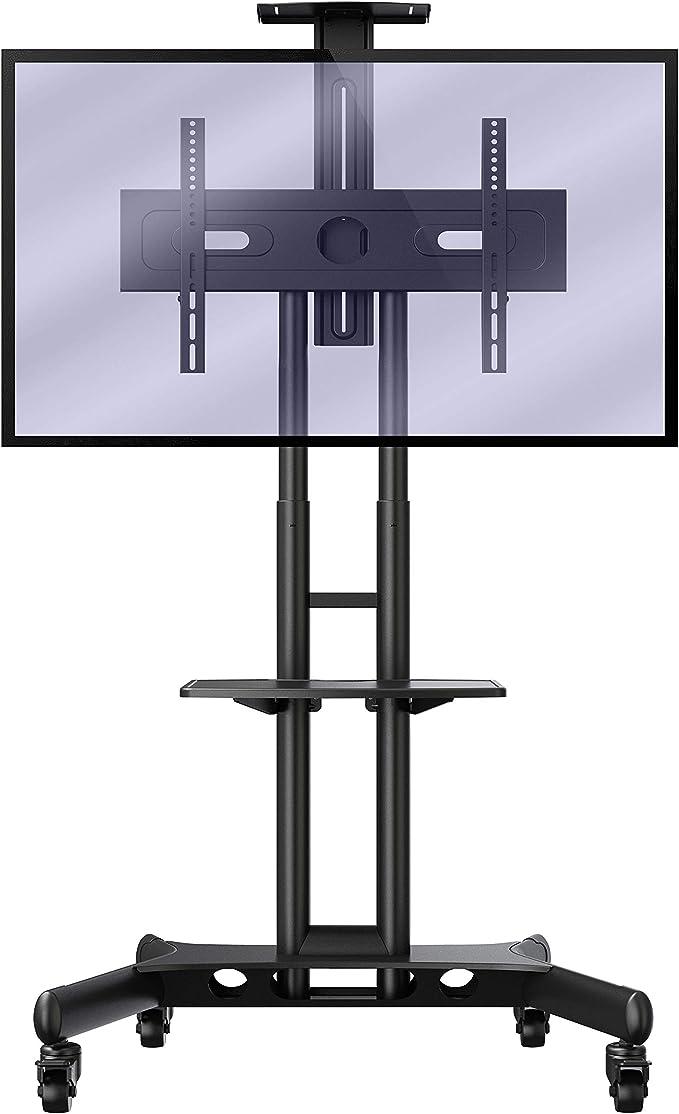 Invision Tv Ständer Mit Rollen Universal Mobil Wagen Elektronik