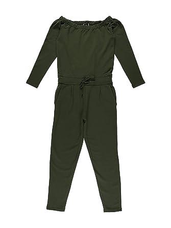 b61ab658906e4b DEF Damen Jumpsuit Overall/Onesie schulterfrei: Amazon.de: Bekleidung