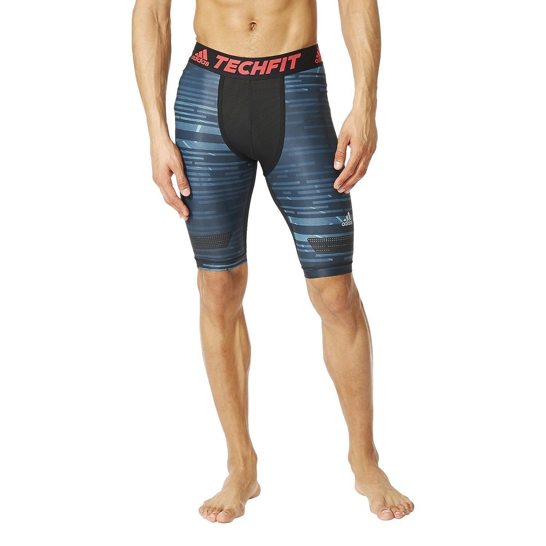 adidas Men's Performance Techfit Climachill Shorts S1691MBS39