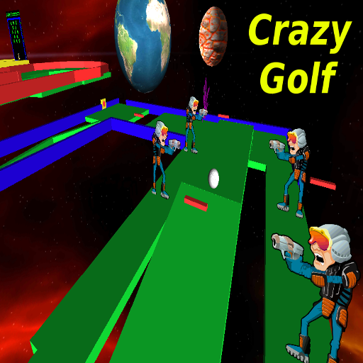 crazy golf in space pro appstore for android. Black Bedroom Furniture Sets. Home Design Ideas