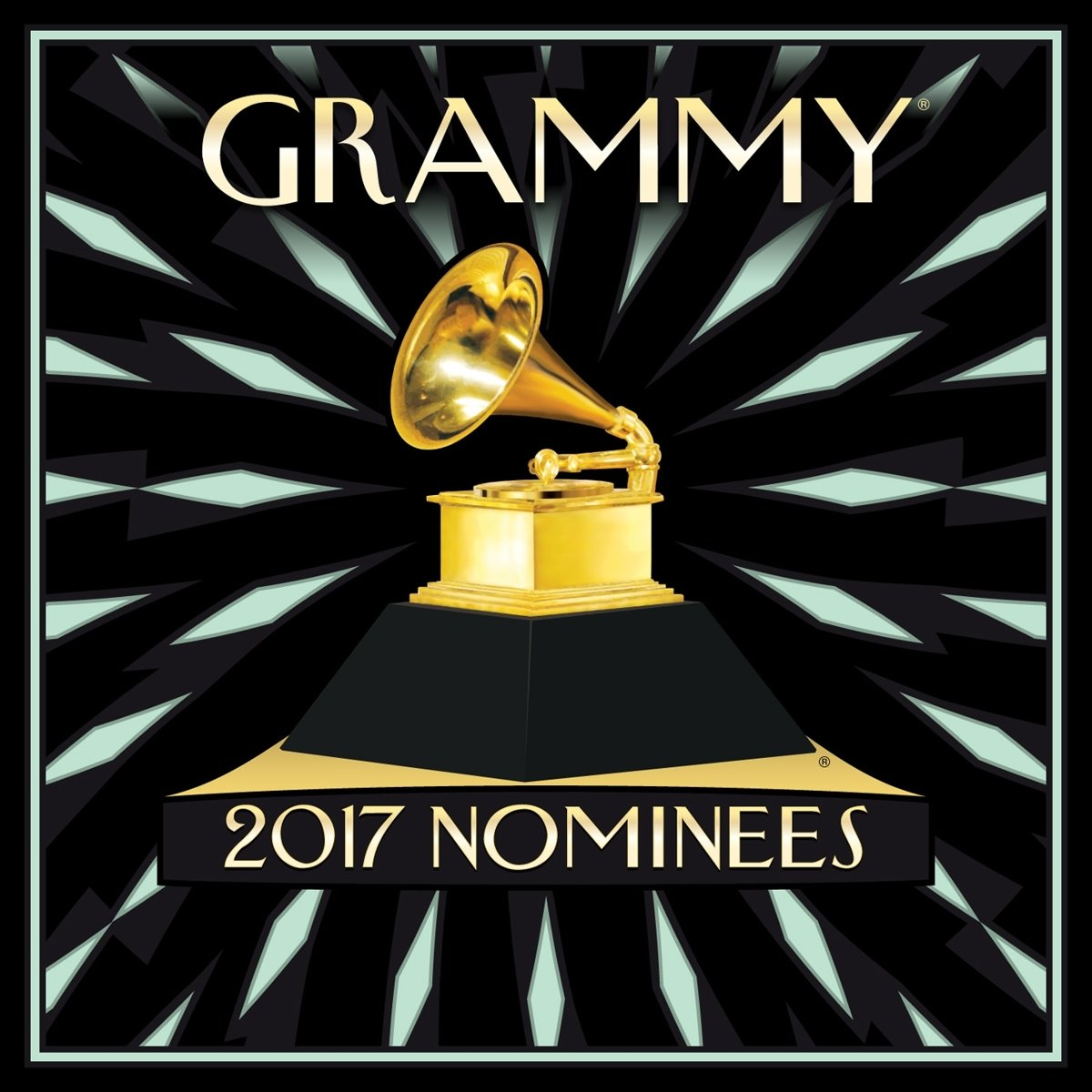 2017 Grammy Nominees 0075678662447
