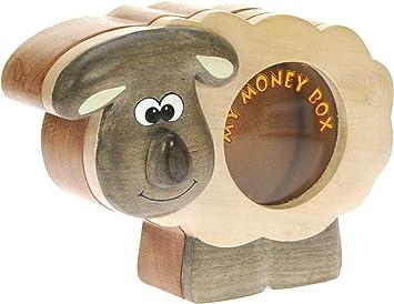Rund Spardose Kinder Sparschwein Sparbüchse Sparschwein Geschenk Sparen kreative