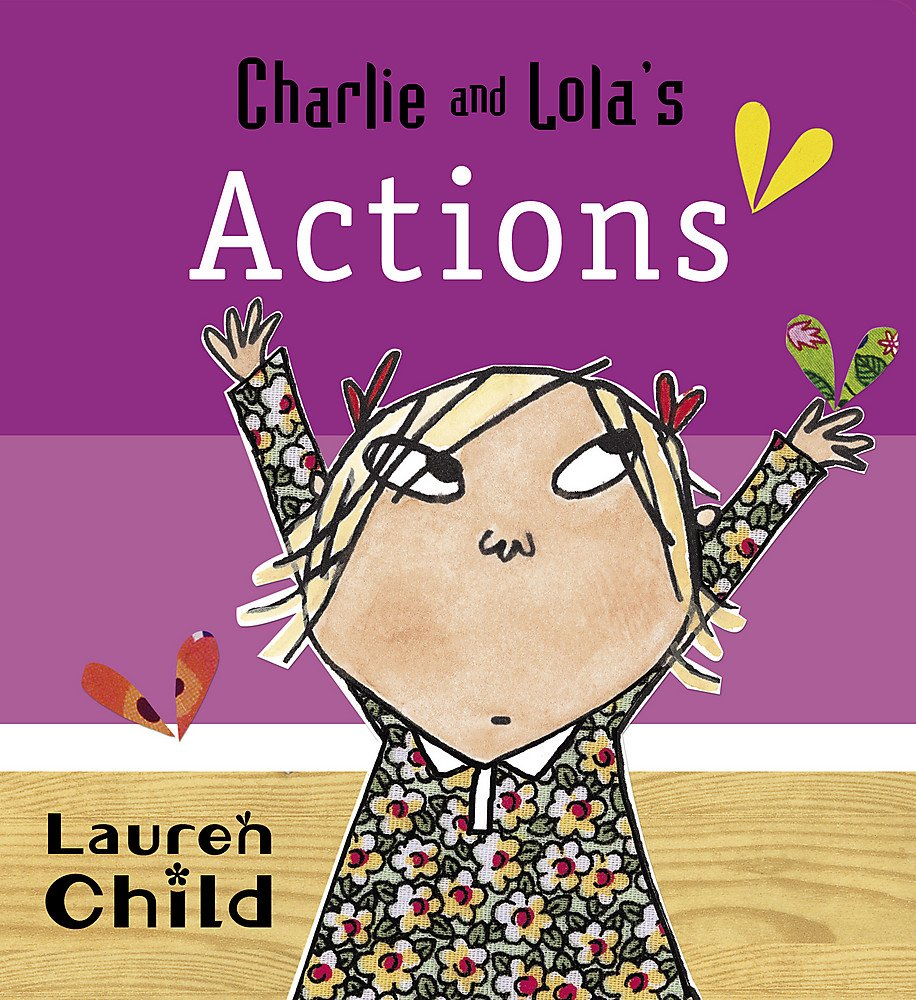 Charlie and Lola's Actions pdf