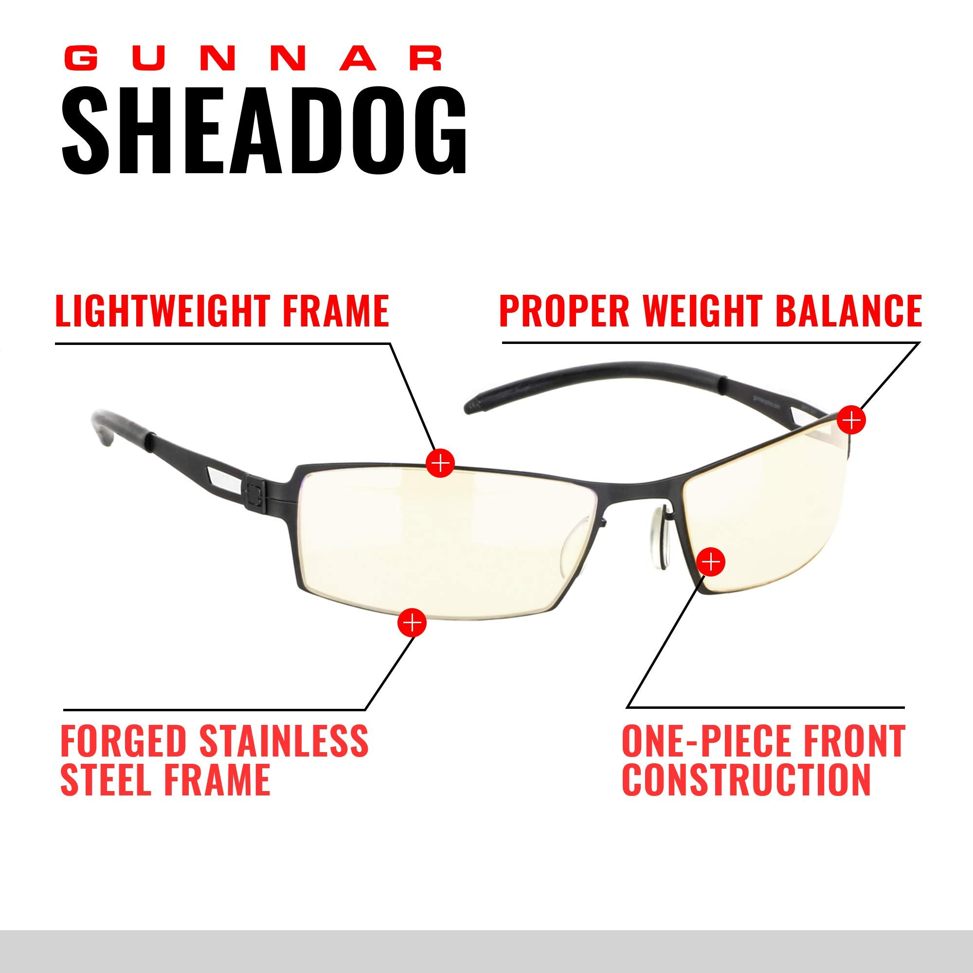 11ba4abaa2 GUNNAR Gaming and Computer Eyewear - TiendaMIA.com