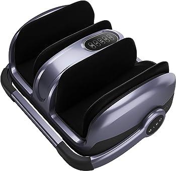 Miko Foot Massager Reflexology Machine with Shiatsu Massage