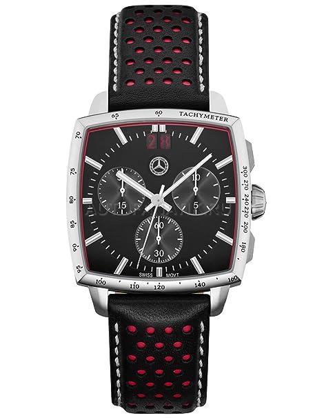 Reloj de pulsera de la marca Mercedes Benz, modelo Chronograph Classic Rallye, para hombre