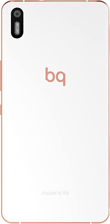 BQ Aquaris X5 - Smartphone de 5 pulgadas (4G, LTE WiFi 802.11 ...