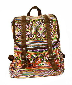 bonzaaimochilas bolsas mochilas mochila wayuu bolsos hombre Hoffnungsschimmer: Amazon.es: Equipaje