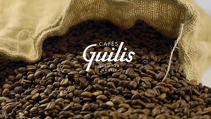 Eco Beans - Café en Grano Ecológico - Guilis - 100% Arábica ...