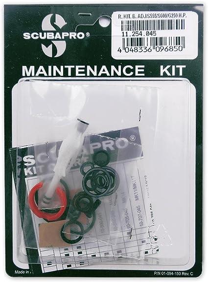 ScubaPro Service Kit 11.254.0454 by Scubapro ADJ//S555//S600//G250HP