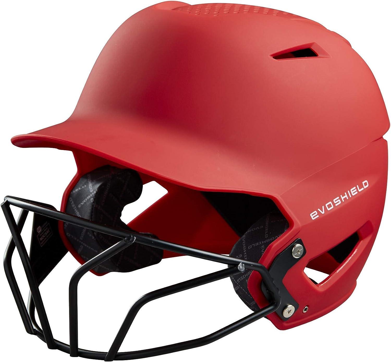EvoShield XVT Batting Helmet with Facemask Series