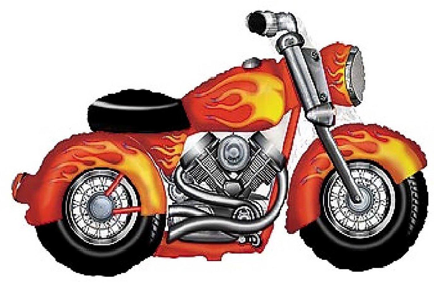 Hog Pig On Motorcycle Pewter Figurine.