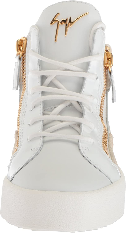Giuseppe Zanotti Women's Rw70010 Sneaker White/Black