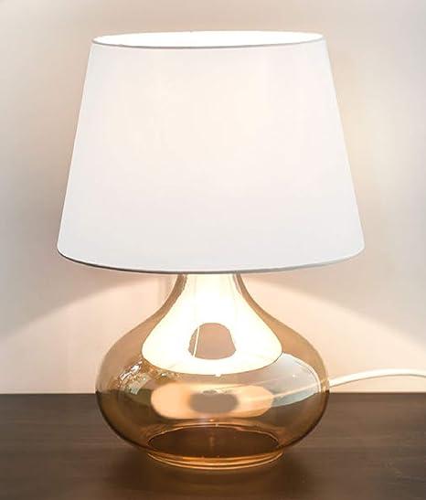 abatjour lampada lumetto comodino per camera da letto