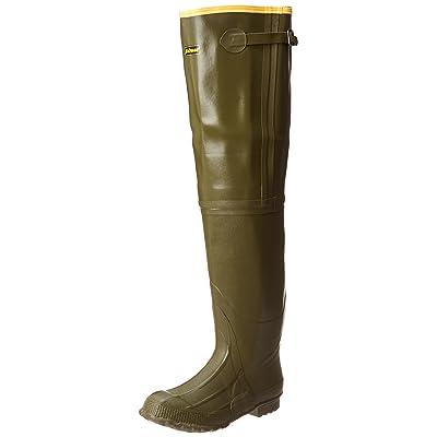 LaCrosse Men's ZXT Irrigation Hip 26 Inch OD Boot, OD Green, 8 M US | Rain