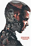 Poster Stranger Things (A) - Formato A3 (42x30 cm)