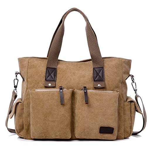 bce7d02e80 Amazon.com  Men Canvas Bag