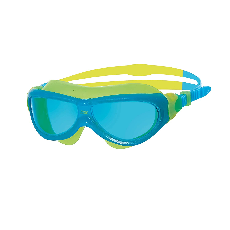 972ef285f84c Zoggs Kids  Phantom Junior Swimming Goggle Mask Anti-Fog and Uv Protection