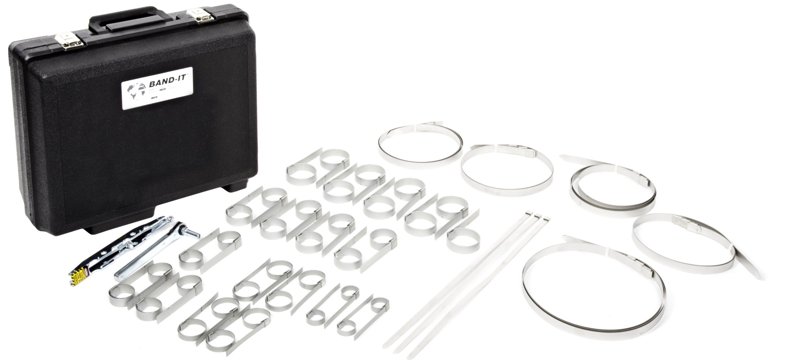 BAND-IT CP3999 Center Punch Clamp Kit by Band-It
