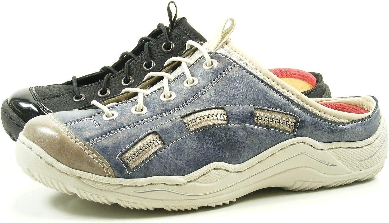 Rieker L0523, Sabots Femme: : Chaussures et Sacs