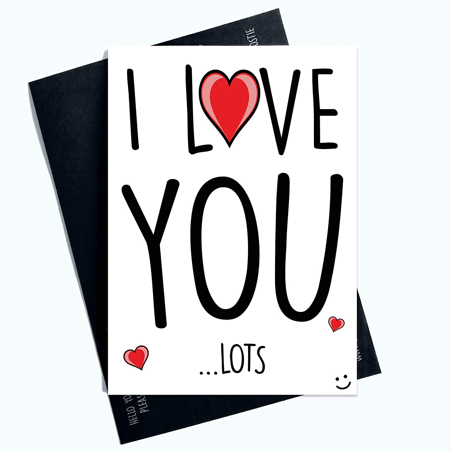 Funny Valentine's Day Cards Girlfriend Boyfriend Wife Husband Annoy You PC744 Cards & Stationery