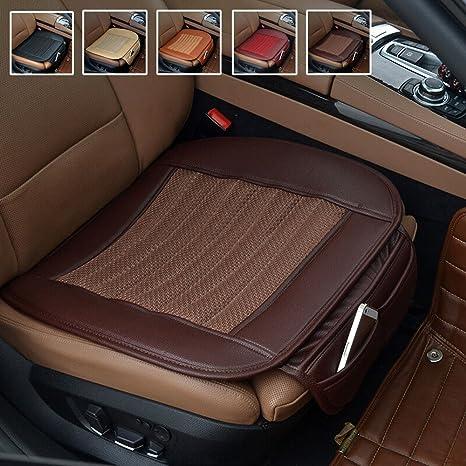 Suninbox Car Seat Cushion CoversBamboo Charcoal Breathable Comfortable