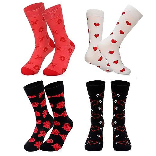 8f7376f35 Amazon.com  Novelty Socks Gift for Women Men