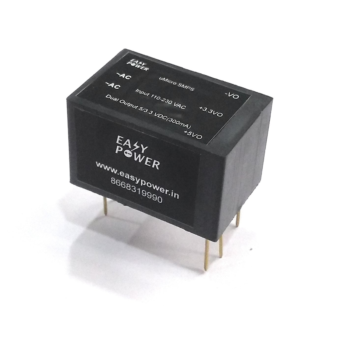 5vdc To 12v And Isolated Dual Power Supply Easy Ac Dc Output 230vac 33 Step Electronics