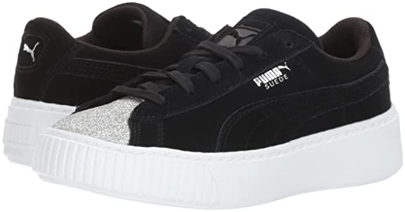 Puma Chaussures Glam à Plateforme en Daim PRÉ Scolaire: PUMA
