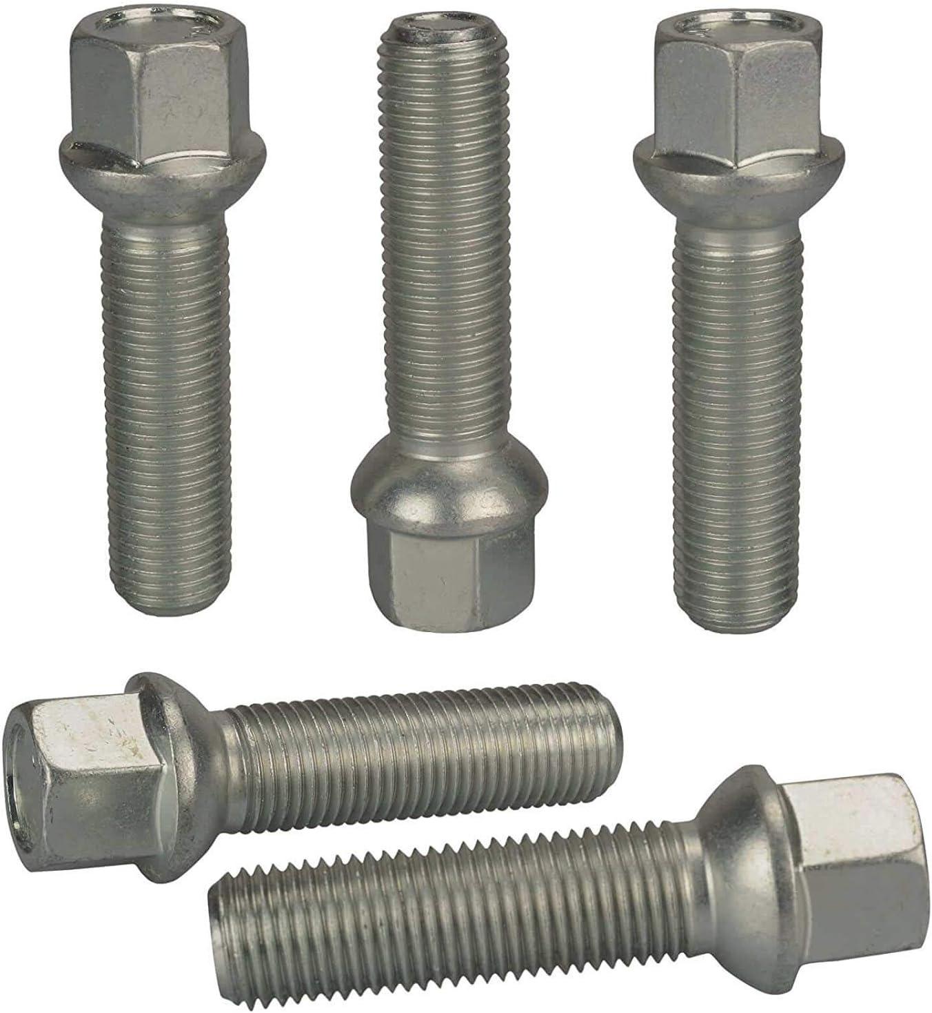 20x vu tornillos para mercedes benz slk a llantas de aluminio GEM Abe...